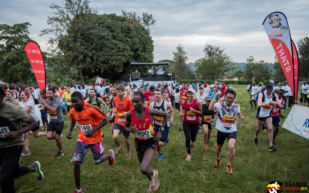 Race Report from the First Ever Uganda Marathon!
