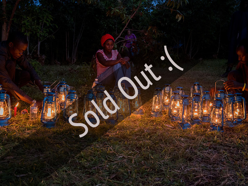 Glamping Spaces are Now Sold Out… But we have a waiting list!
