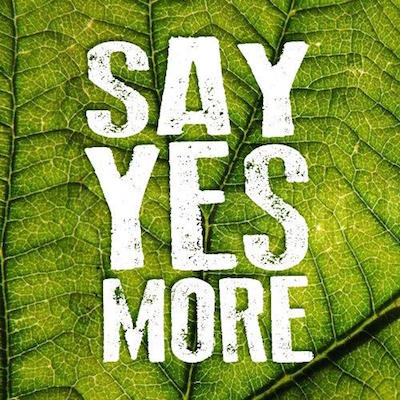 Say Yes More and Dave Cornthwaite