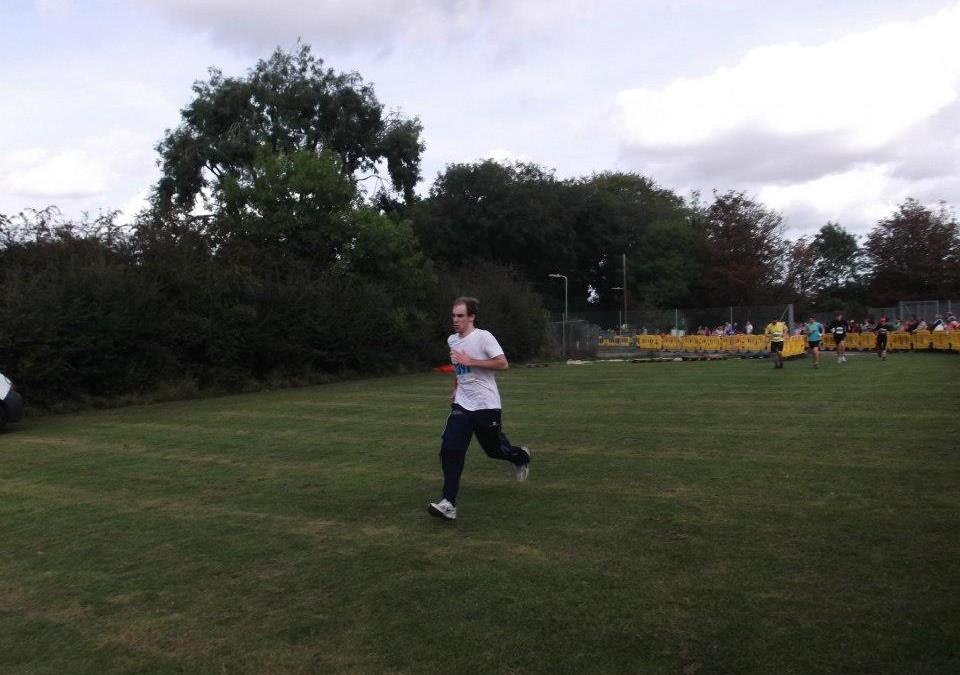 The Road to Uganda: A Newbie's Marathon Training Diary