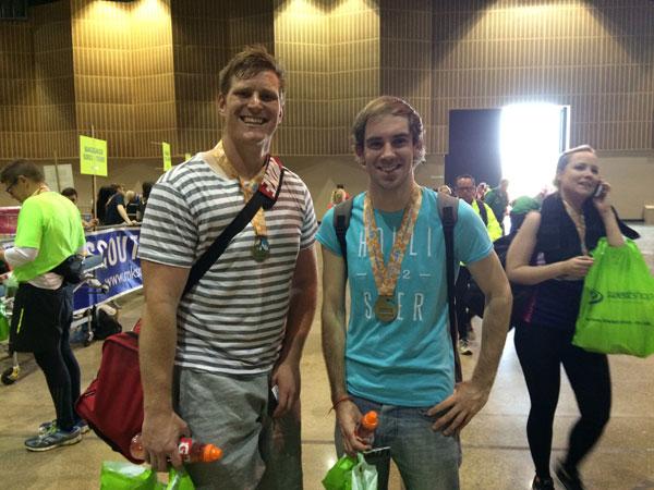 The Road to Uganda: A Newbie's Marathon Training Diary – Week 6 to Week 12