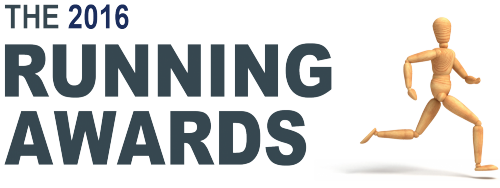 Nominated at the UK Running Awards 2016