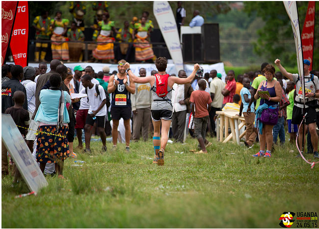 Creating a Legacy: the Uganda Marathon