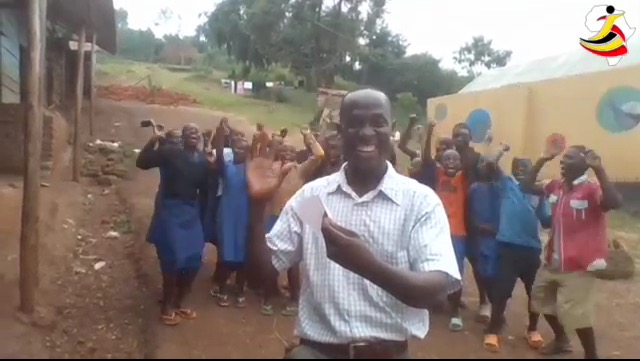 Competition Winner! Announced from one of our projects in Uganda…