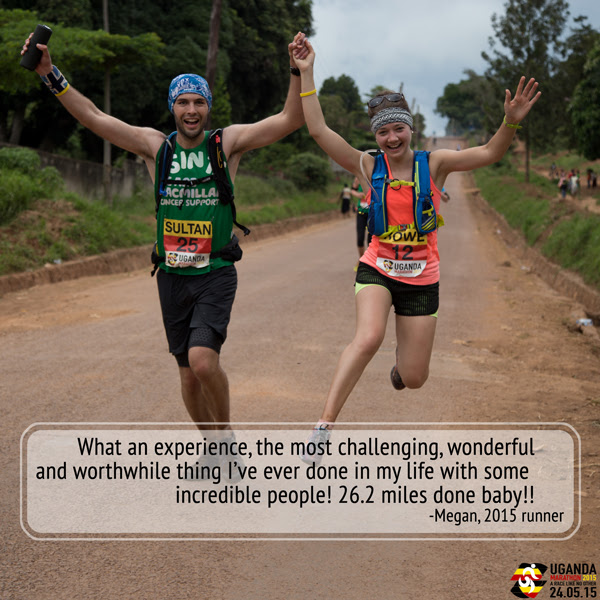 20 Testimonials from our 2015 International Runners