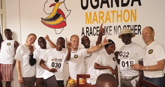 The Uganda Marathon Shop: Now Open & Supporting our Charity Projects