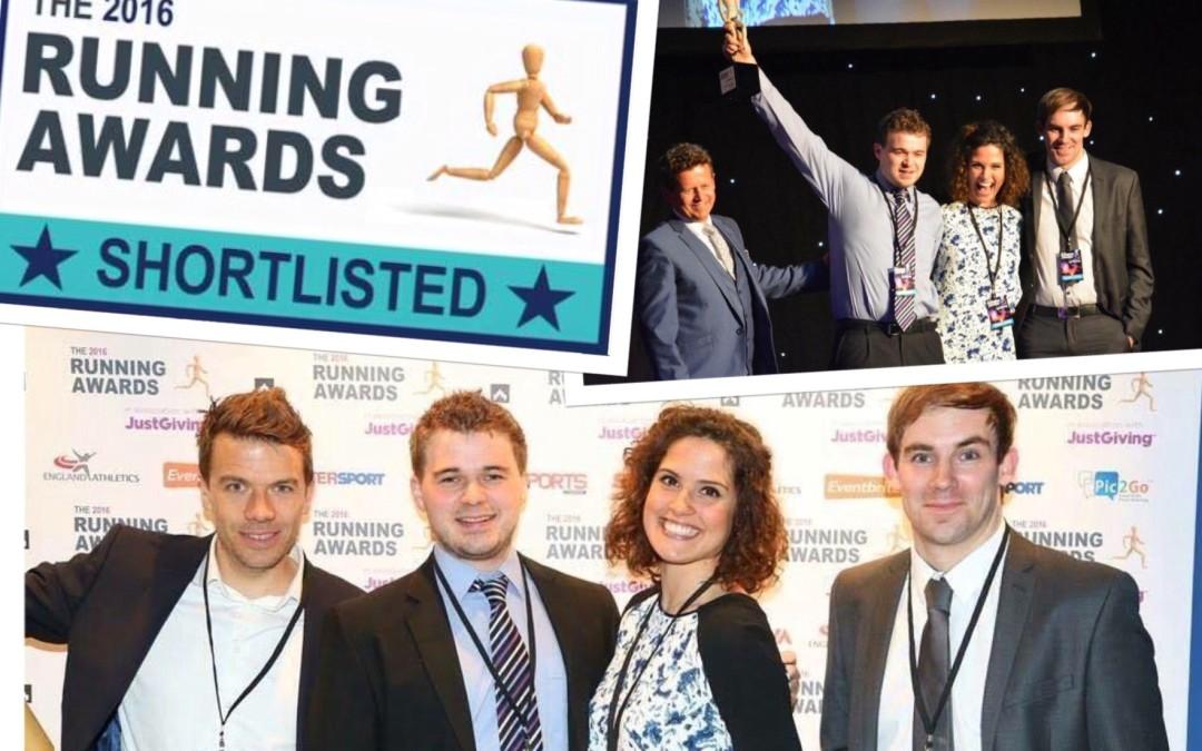 The 2016 Running Awards: The Uganda Marathon Wins Best International Event!