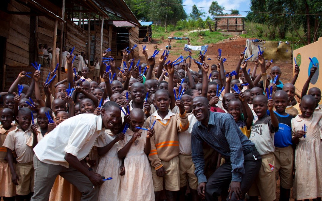 The UGM Runners' Blog: How Your Fundraising makes a Big Difference in Uganda