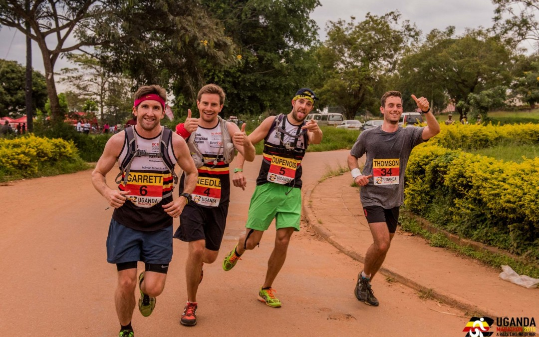 The UGM Runners' Blog: Tapering Tips