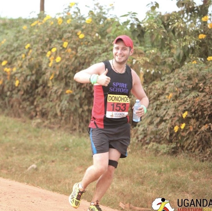 Interview with a UGM Runner – Thomas Donohoe