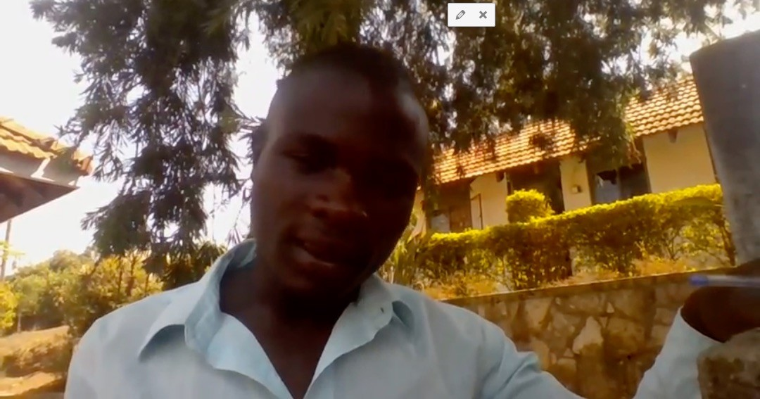 Interview with UGM Youth Finance Scheme Intern Lubega Fredrick