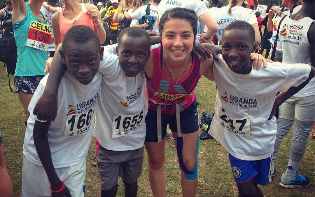 Interview with a UGM Runner – Heidi Saweres
