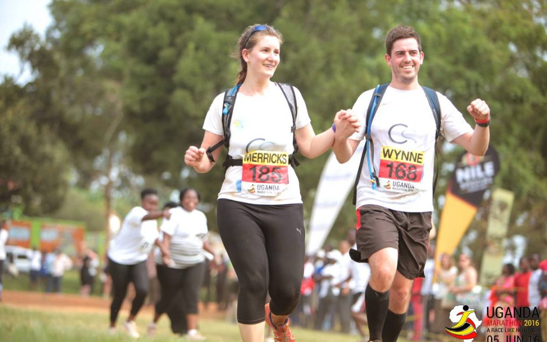 Interview with two UGM Runners – Philippa Merricks & Steven Wynne