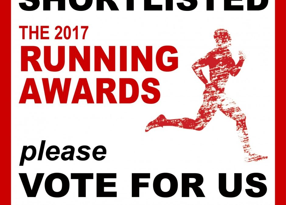 The 2017 Running Awards: The Uganda Marathon is Shortlisted for 'Best International Event'
