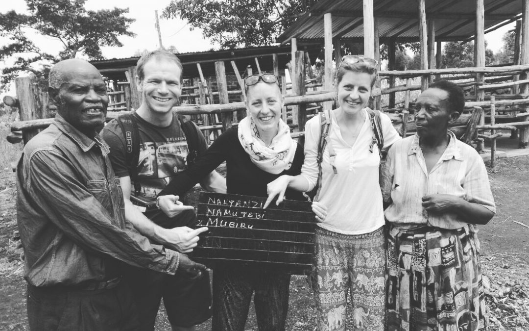 A word with two UGM Volunteers – Steve & Tanya