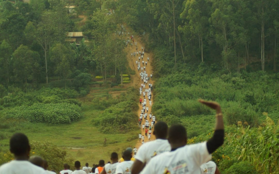 The UGM Runners' Blog: Using Hill Training in Your Preparation for Uganda
