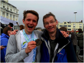 A UGM Runner's Training Diary: Part 1 – By Simon Fox