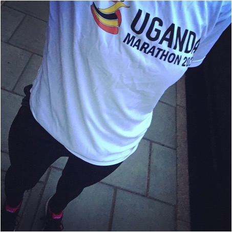A Uganda Marathon Runner's Training Diary – Part 1