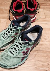 A UGM Runner's Training Diary: Part 2 – By Vix Anderton