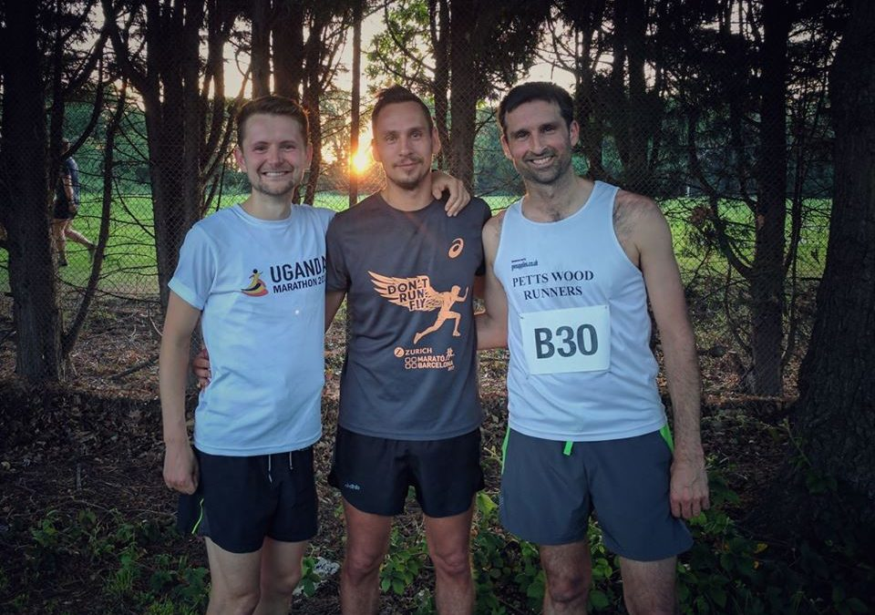 A UGM Rumner's Training Diary: Part 5 – By Simon Fox