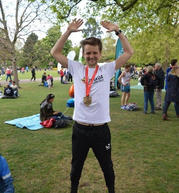 A UGM Runner's Training Diary: Part 4 – By Simon Fox