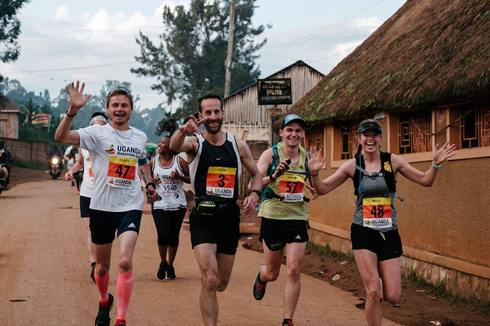 Interview with a UGM Runner – Chloe Moss