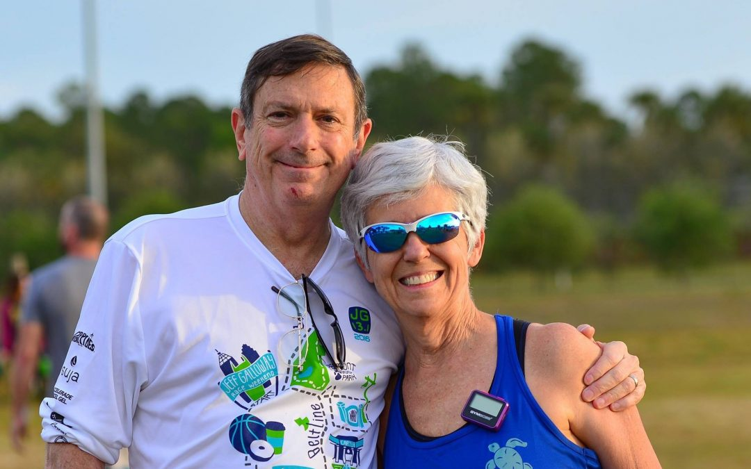 Interview with two UGM Runners – Prudence & Bob Baldwin
