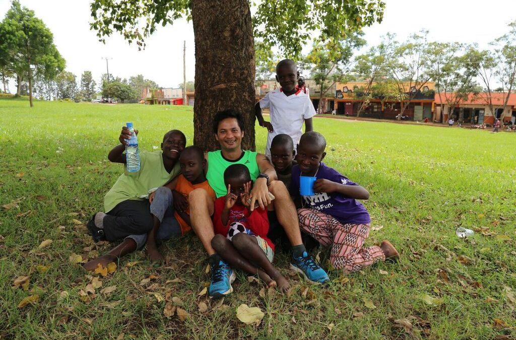 Guest Blog: My Uganda Marathon Story – By Syed Habib