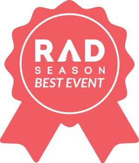 Rad Season Best Event