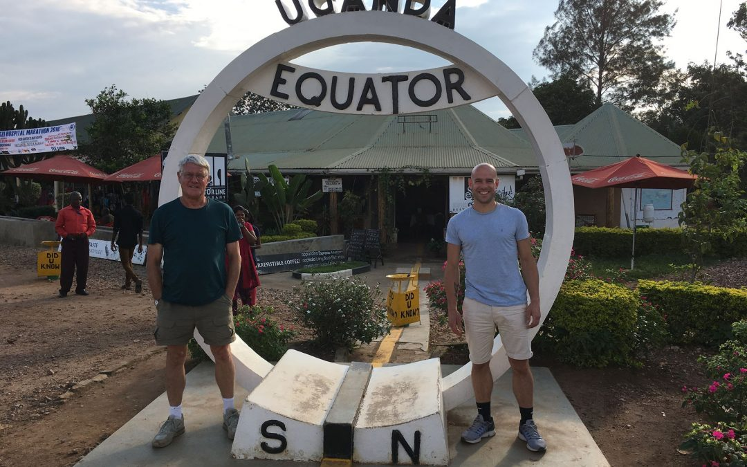 Interview with two UGM Runners – Steve & Mark Sullivan
