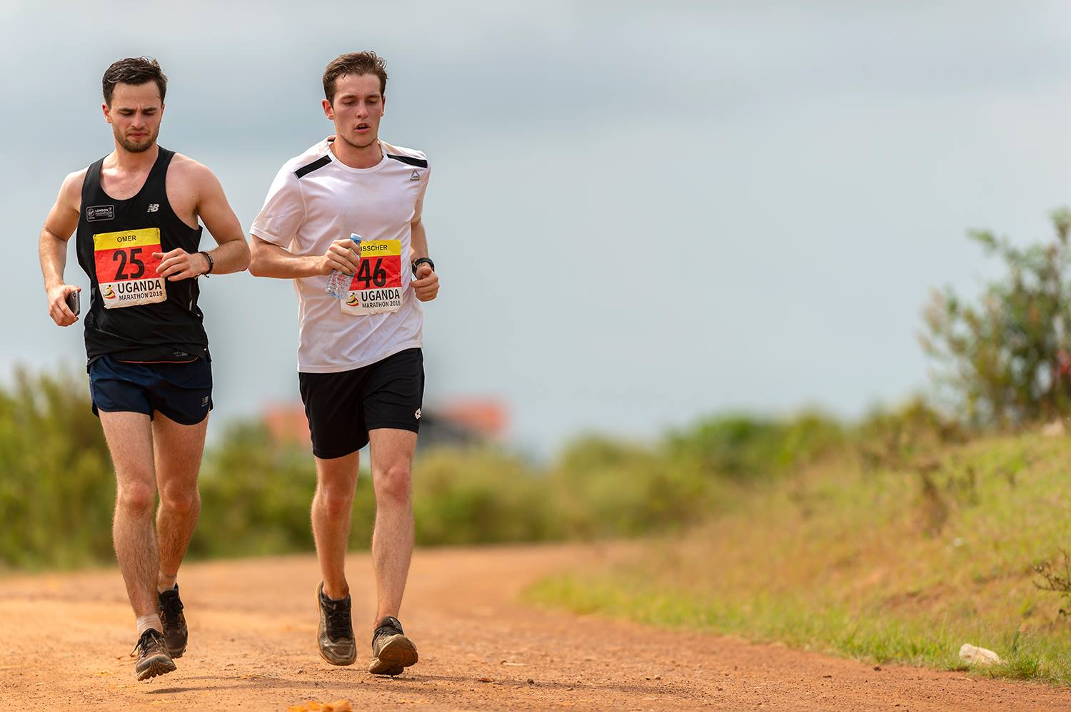 Interview with a UGM Runner – Mitchell Omer