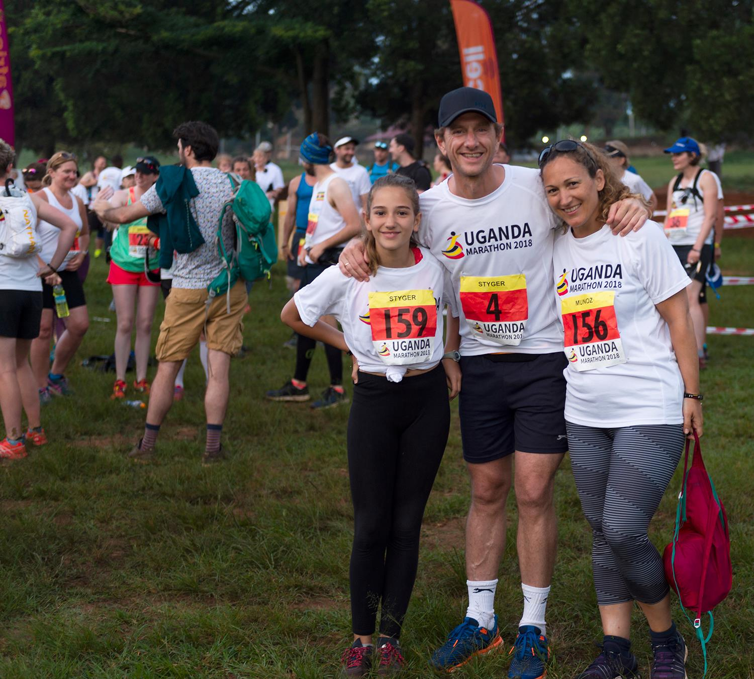 Interview with a Family of UGM Runners – The Stygers