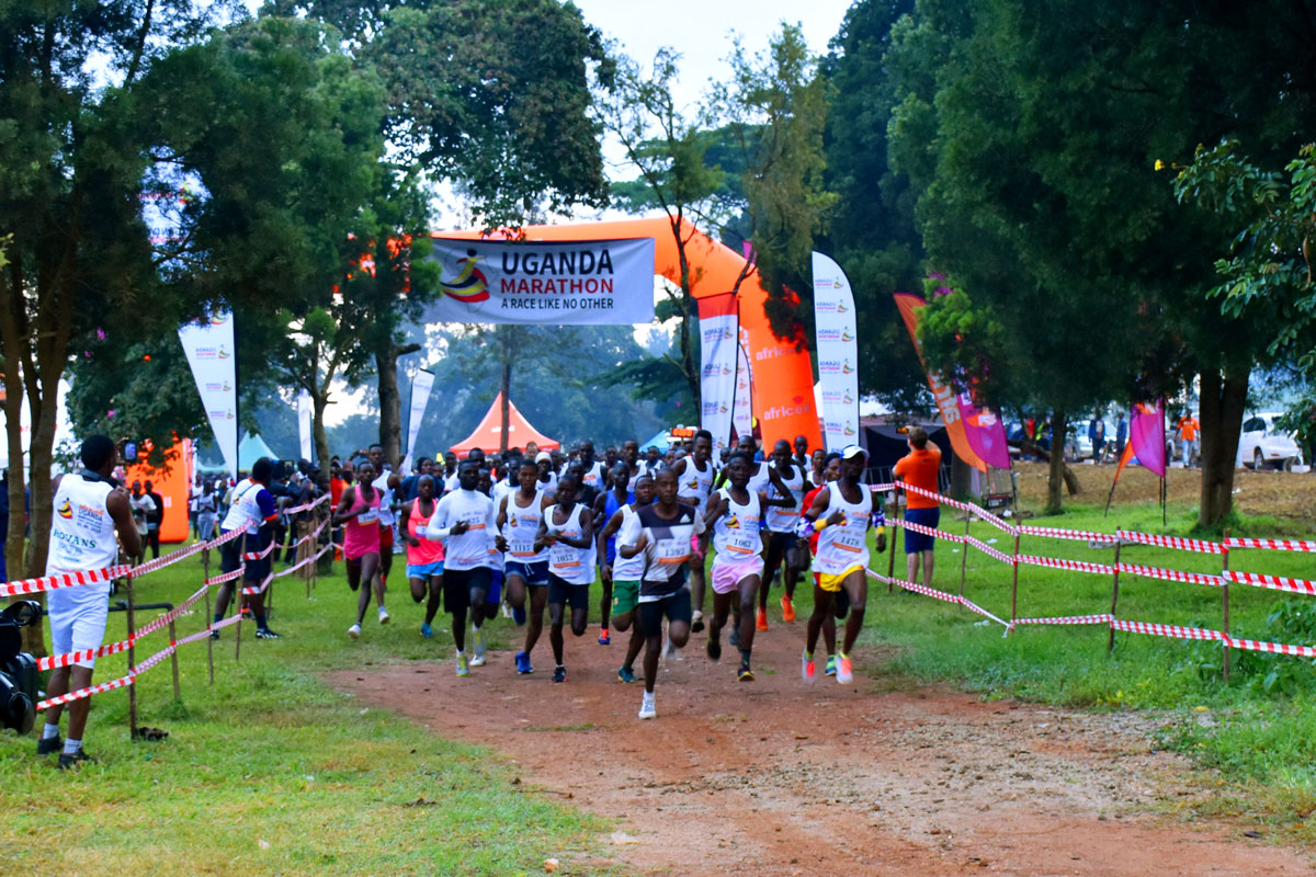 The Official Uganda Marathon – An Adventure Like No Other 2019 Race Results!