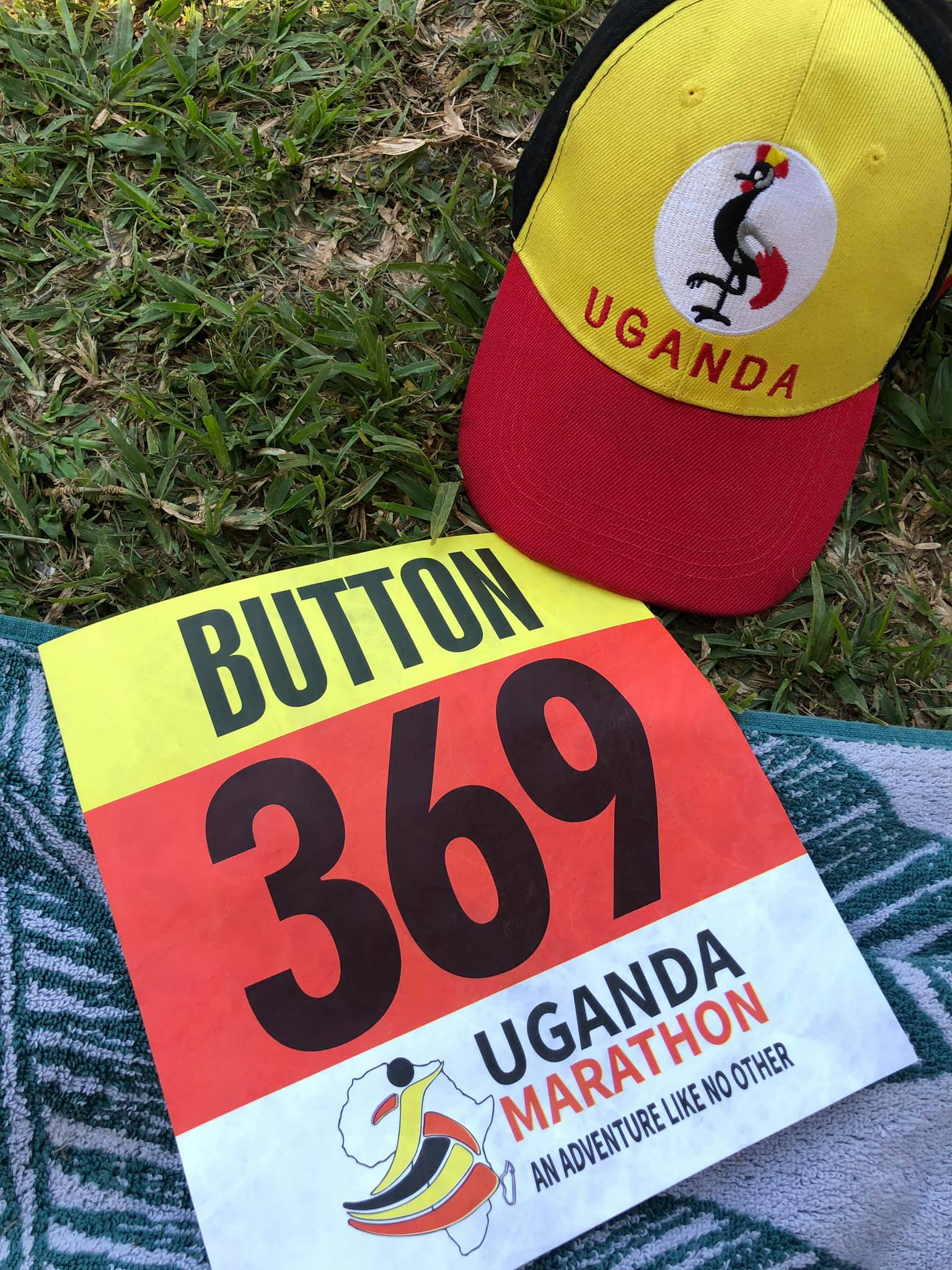Interview with a UGM Runner: Jean-Louis Button