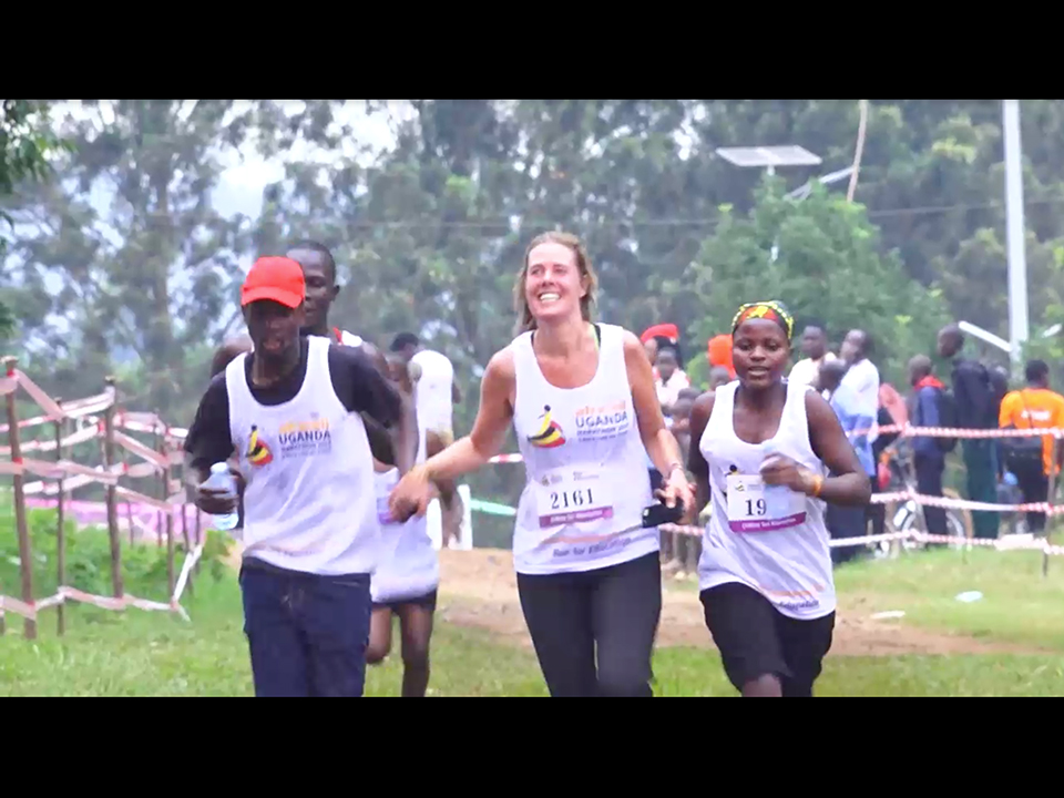 The Uganda International marathon 2019 Video Adventure