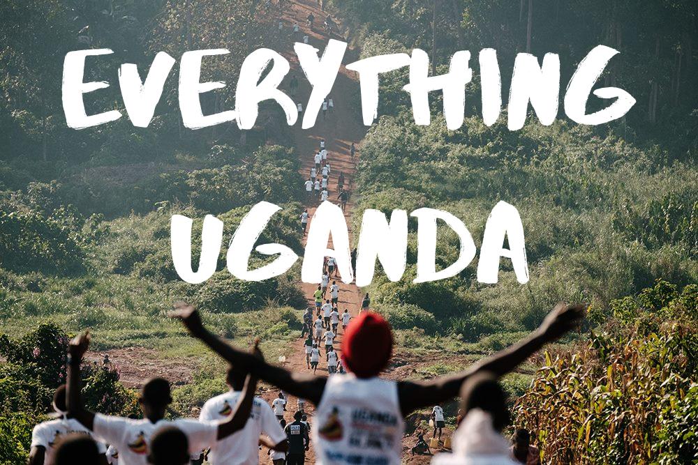 Everything Uganda: GREETINGS!