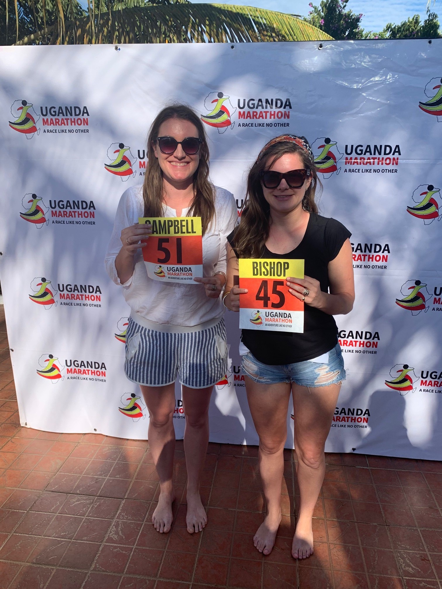 Interview with two UGM Runners – Rosie Campbell & Jessica Bishop