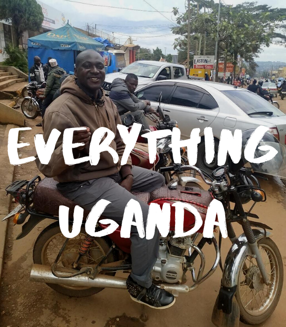 Everything Uganda: A Day in the Life of a Bodaboda Rider