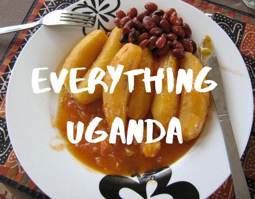 Everything Uganda: Katogo!