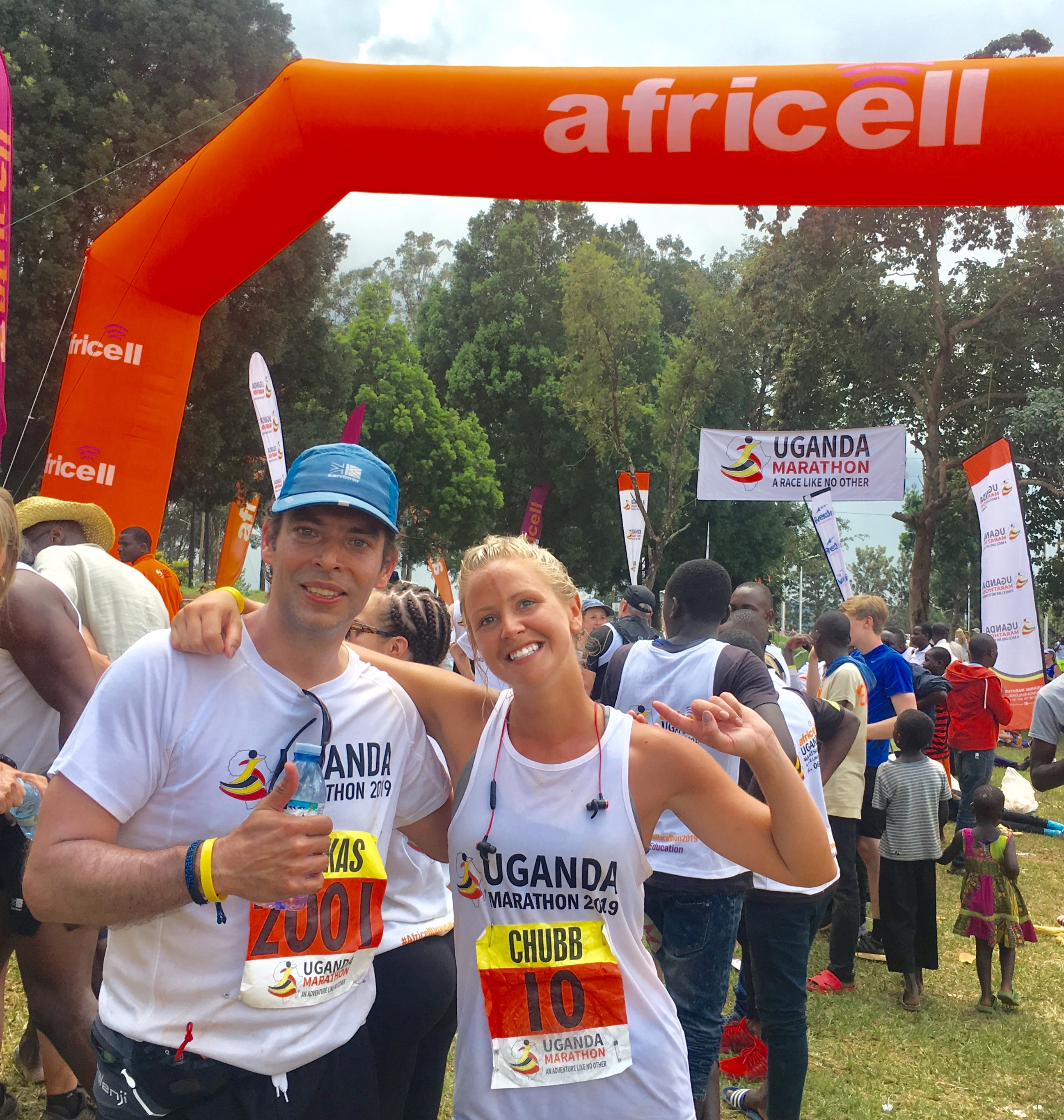Interview with a UGM Runner – Tamas Farkas