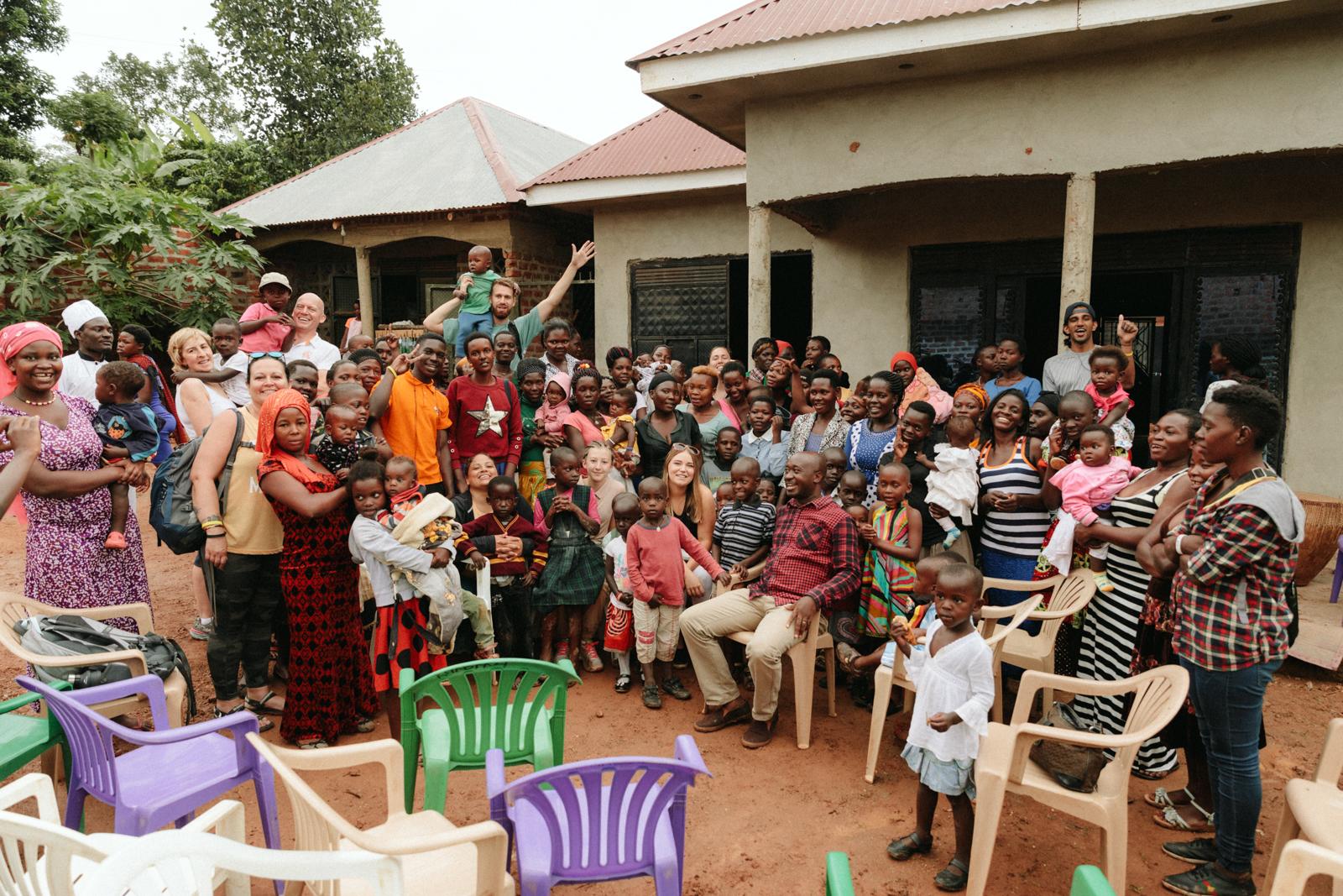 The Uganda Marathon Project Selection Process