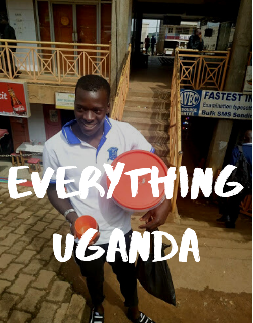 Everything Uganda: A Day in the life of a Grasshopper Hawker