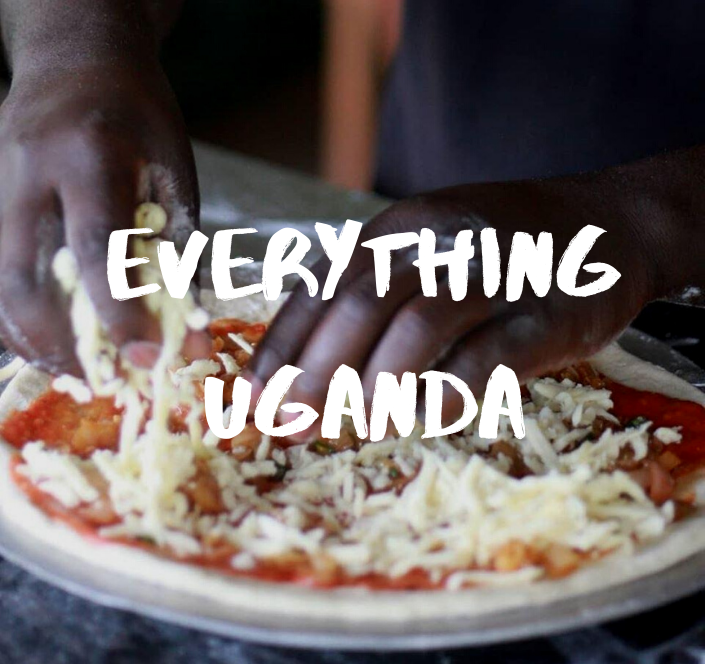 Everything Uganda: How to Make Grasshopper Pizza