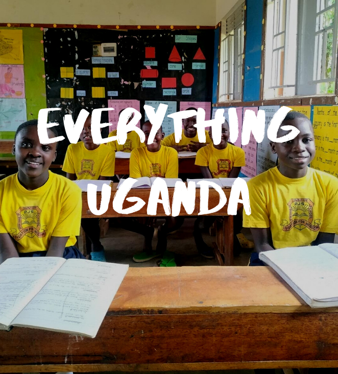 Everything Uganda: From Your Projects – A Day in the Life of a Pupil