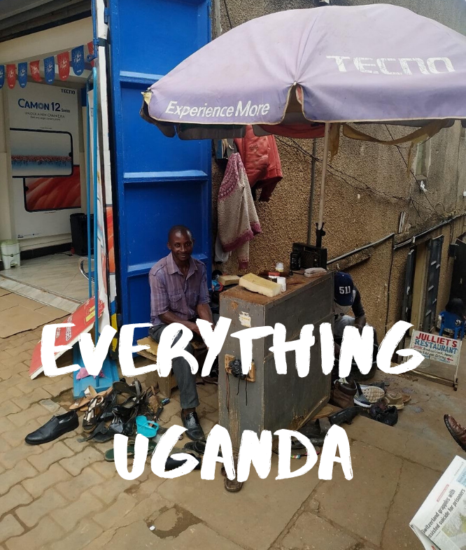 Everything Uganda: A Day in the Life of a Masaka Cobbler