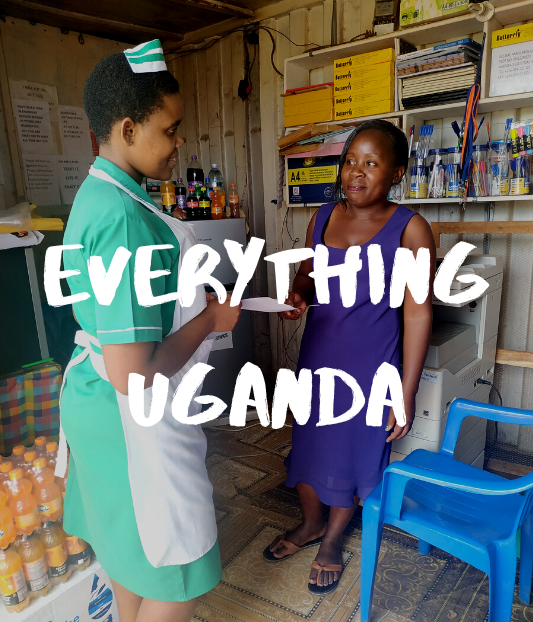 Everything Uganda: From Your Projects – A Day in the Life of a Stationer