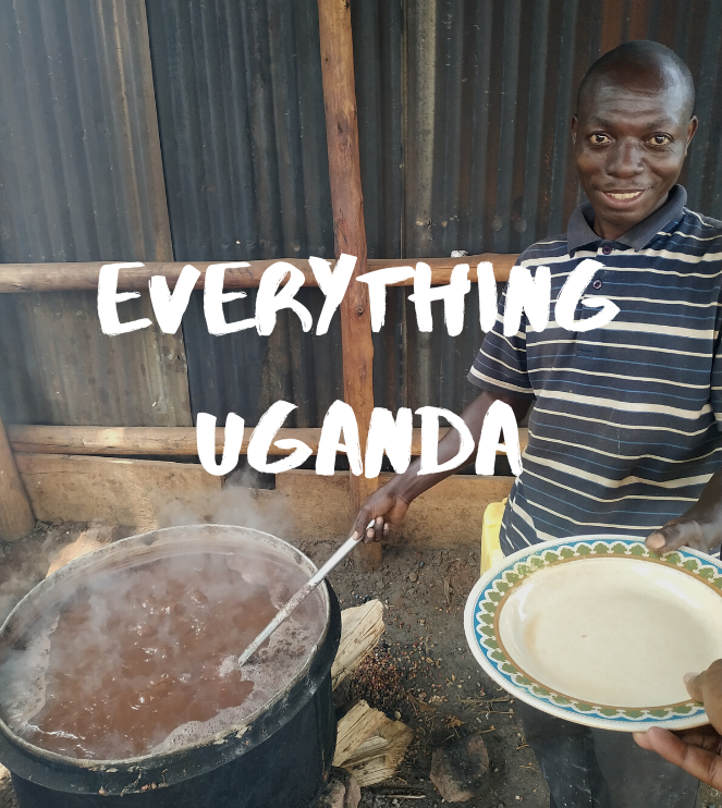 Everything Uganda: From Your Projects – A Day in the Life of a School Cook