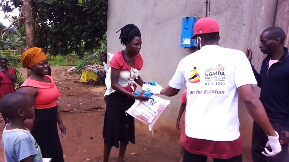 Feeding 2000 Vulnerable Households during the Lockdown